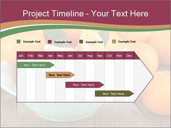 Sweet Tangerin PowerPoint Template - Slide 25