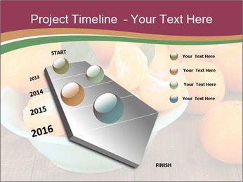 Sweet Tangerin PowerPoint Template - Slide 26