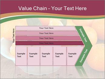 Sweet Tangerin PowerPoint Template - Slide 27