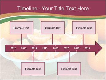 Sweet Tangerin PowerPoint Template - Slide 28