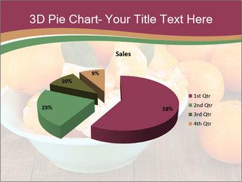 Sweet Tangerin PowerPoint Template - Slide 35