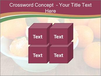 Sweet Tangerin PowerPoint Template - Slide 39