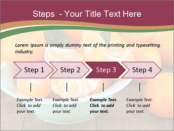 Sweet Tangerin PowerPoint Template - Slide 4