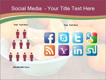 Sweet Tangerin PowerPoint Template - Slide 5