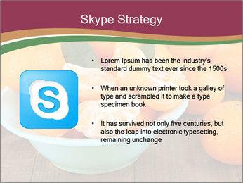 Sweet Tangerin PowerPoint Template - Slide 8