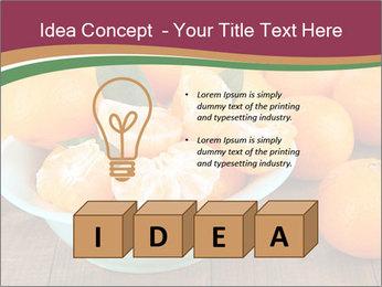 Sweet Tangerin PowerPoint Template - Slide 80
