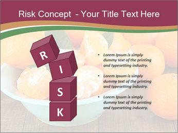 Sweet Tangerin PowerPoint Template - Slide 81