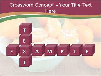 Sweet Tangerin PowerPoint Template - Slide 82