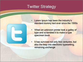 Sweet Tangerin PowerPoint Template - Slide 9