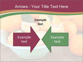 Sweet Tangerin PowerPoint Template - Slide 90