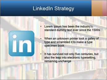 Endless Library PowerPoint Templates - Slide 12