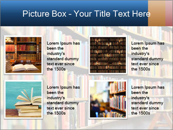 Endless Library PowerPoint Templates - Slide 14