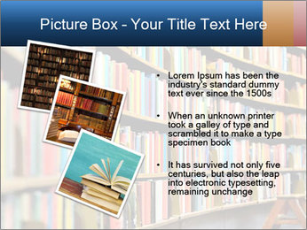 Endless Library PowerPoint Templates - Slide 17