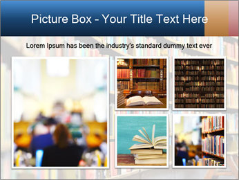 Endless Library PowerPoint Templates - Slide 19