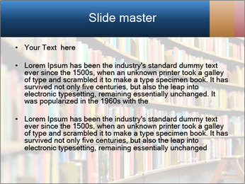 Endless Library PowerPoint Templates - Slide 2