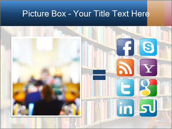 Endless Library PowerPoint Templates - Slide 21