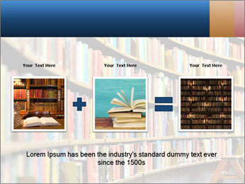 Endless Library PowerPoint Templates - Slide 22