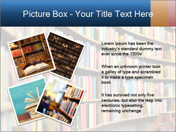 Endless Library PowerPoint Templates - Slide 23