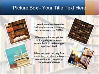 Endless Library PowerPoint Templates - Slide 24