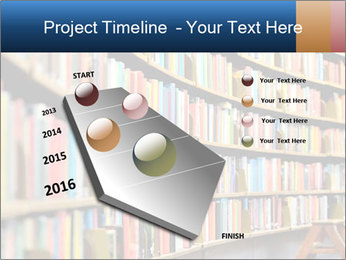 Endless Library PowerPoint Templates - Slide 26