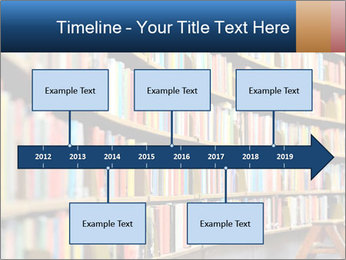 Endless Library PowerPoint Templates - Slide 28