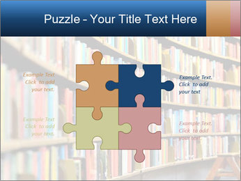 Endless Library PowerPoint Templates - Slide 43