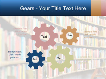 Endless Library PowerPoint Templates - Slide 47