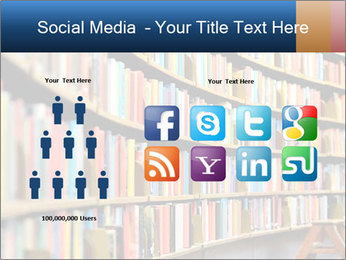 Endless Library PowerPoint Templates - Slide 5