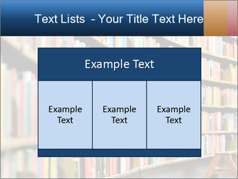 Endless Library PowerPoint Templates - Slide 59