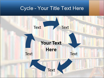 Endless Library PowerPoint Templates - Slide 62