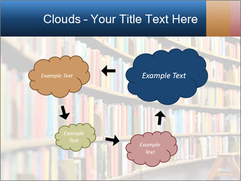 Endless Library PowerPoint Templates - Slide 72