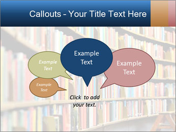 Endless Library PowerPoint Templates - Slide 73