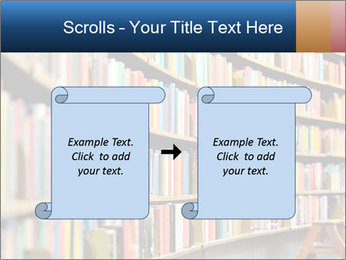 Endless Library PowerPoint Templates - Slide 74