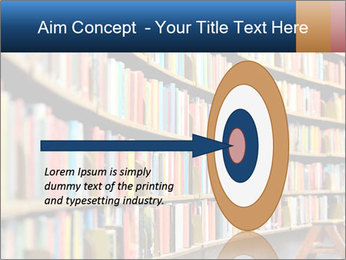 Endless Library PowerPoint Templates - Slide 83