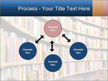 Endless Library PowerPoint Templates - Slide 91