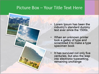 Tranquil Mountain PowerPoint Templates - Slide 17