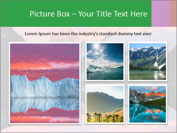Tranquil Mountain PowerPoint Templates - Slide 19