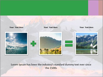 Tranquil Mountain PowerPoint Templates - Slide 22