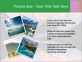 Tranquil Mountain PowerPoint Templates - Slide 23