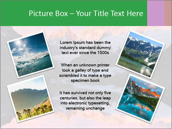 Tranquil Mountain PowerPoint Templates - Slide 24