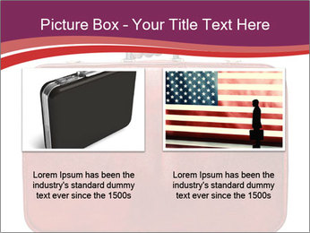 Vintage Travel Briefcase PowerPoint Templates - Slide 18