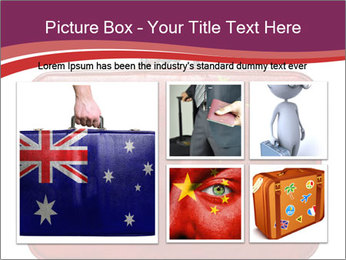 Vintage Travel Briefcase PowerPoint Templates - Slide 19