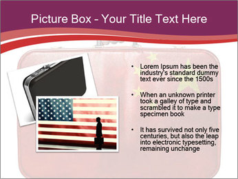 Vintage Travel Briefcase PowerPoint Templates - Slide 20
