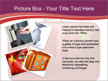 Vintage Travel Briefcase PowerPoint Templates - Slide 23