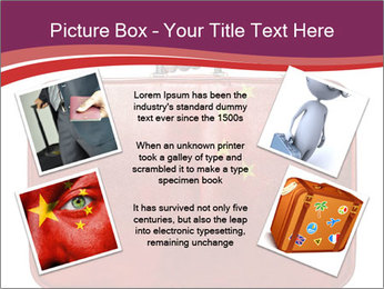 Vintage Travel Briefcase PowerPoint Templates - Slide 24