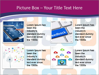 Virtual Dialog Icon PowerPoint Template - Slide 14