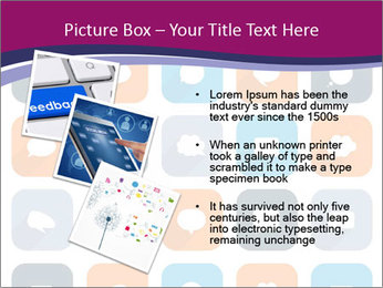 Virtual Dialog Icon PowerPoint Template - Slide 17