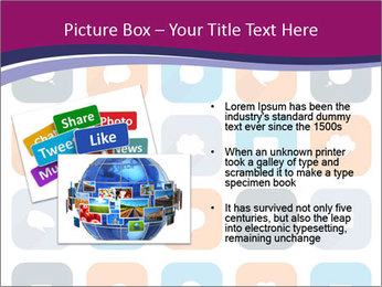 Virtual Dialog Icon PowerPoint Template - Slide 20