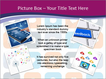 Virtual Dialog Icon PowerPoint Template - Slide 24