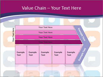 Virtual Dialog Icon PowerPoint Template - Slide 27